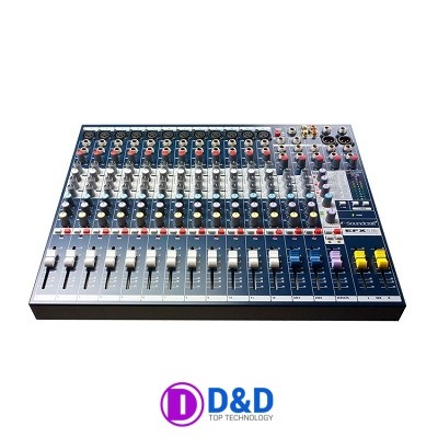 ban mixer soundcraft efx12